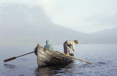 Norrbotten, Gällivare, Gällivare, Lappland, Övrigt-Arbetsliv, Miljöer-Insjömiljöer