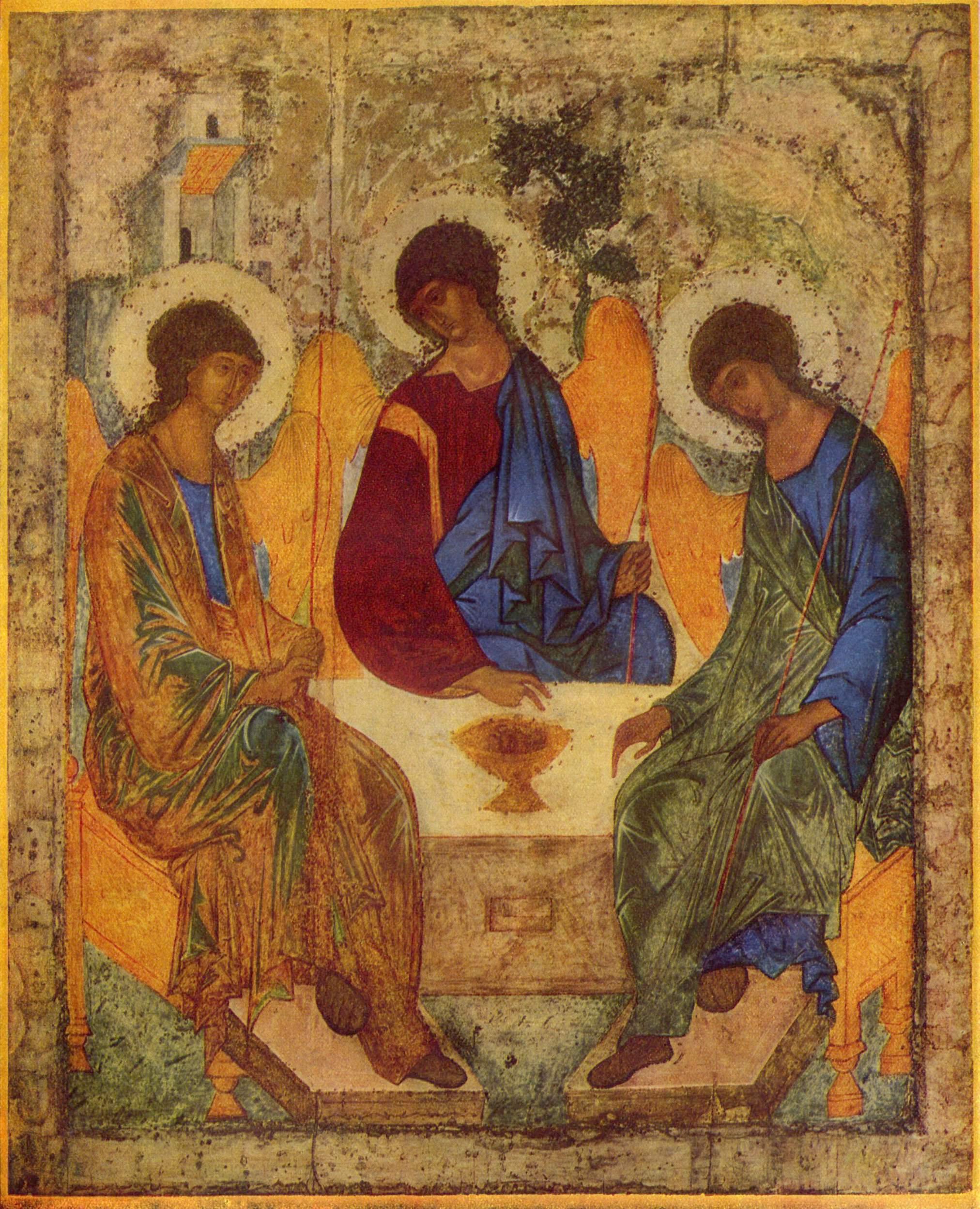 Rublëv's Trinity