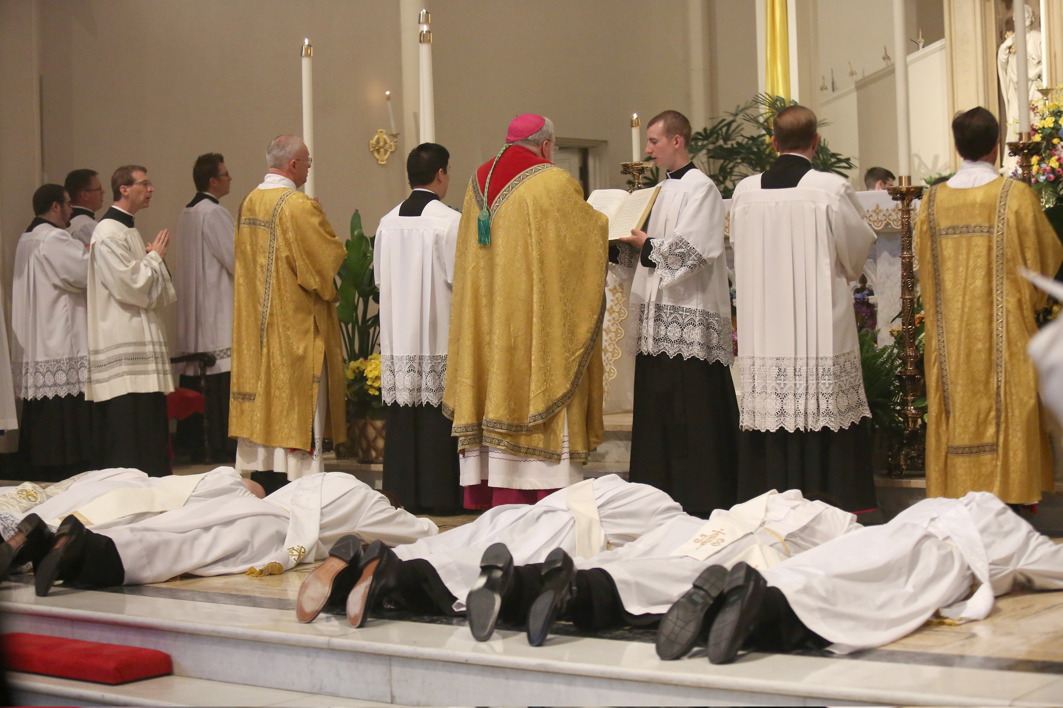 prostrate ordination